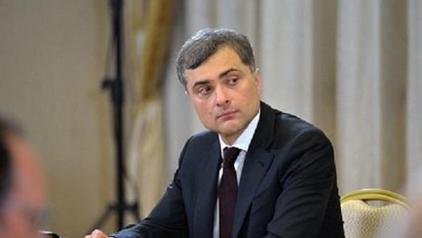 Сурков приехал в Абхазию помочь в урегулировании кризиса