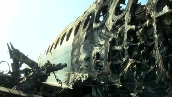 Следствие назвало причину крушения SSJ-100 в Шереметьево