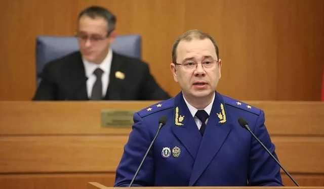 Генеральная прокуратура не будет заниматься заграничной недвижимостью Попова