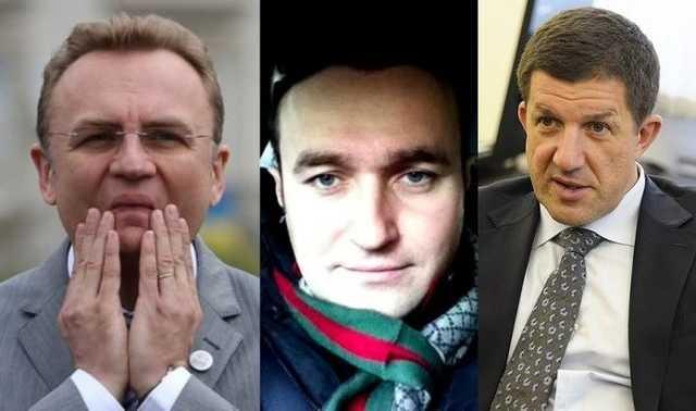 Максим Криппа — лудоман-«ватник» на службе Кремля «совращает» Андрея Садового?