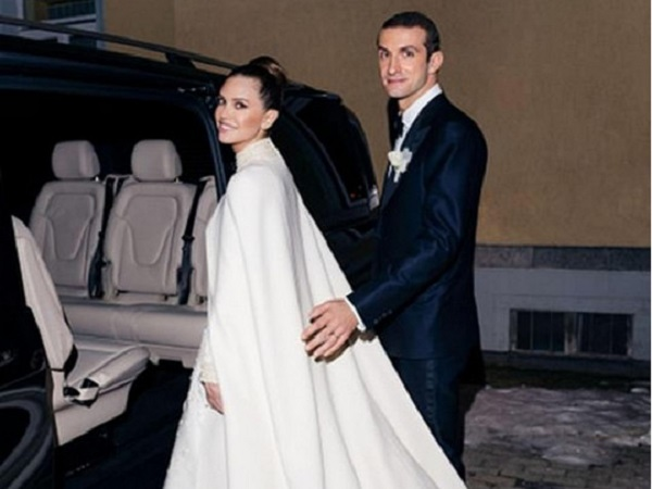 Бывшая жена Романа Абрамовича вышла замуж за другого миллиардера – в числе гостей были принцессы и кинозвезды