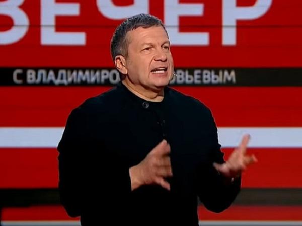 Соловьев разнес Водонаеву, заявившую про б*дло с маткапиталом
