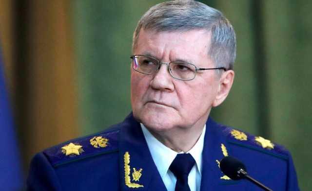 Генеральный прокурор Юрий Чайка покидает свой пост