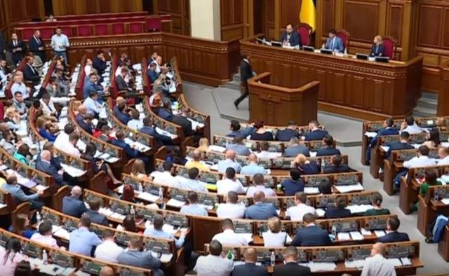 Комитет избирателей назвал депутатов, которые хуже всех ходили на заседания Рады