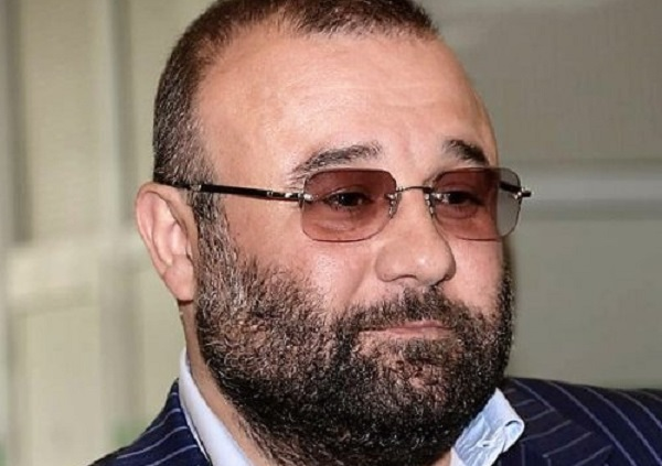 Днепровский бизнесмен «Нарик» получил орден святого Николая и грамоту от главы ПЦУ