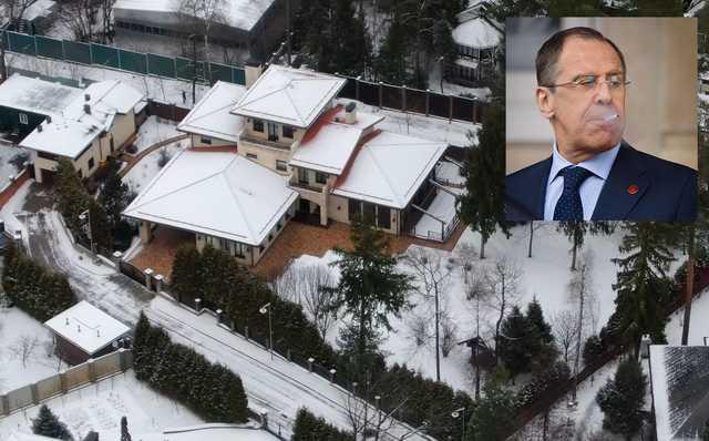 Дипломат с деньгами. Сергей Лавров оказался владельцем элитной недвижимости стоимостью более 600 млн рублей