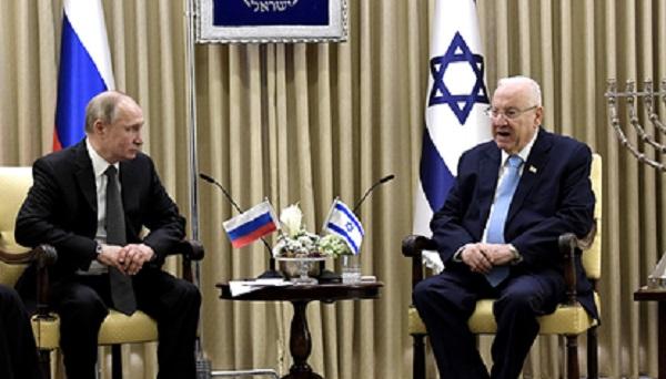 В Кремле объяснили слова о еврейской бабушке в доме Путина