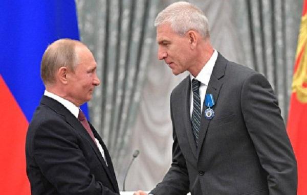 Министр Олег Матыцин — пешка серийного киллера Тельмана Измаилова
