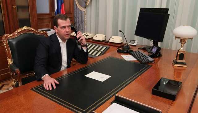 Медведев не захотел сидеть в кабинете Брежнева и решил переехать в бывшую штаб-квартиру анархистов
