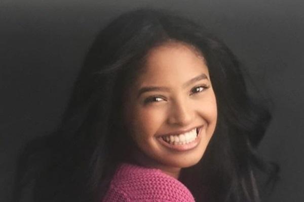 Дочь Коби Брайанта Наталья после смерти отца сделала пост в Инстаграм