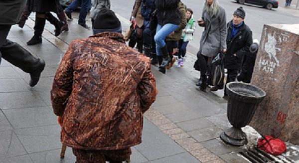 Россиянин похитил инвалида для попрошайничества