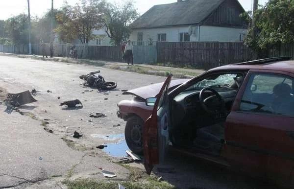 Сбивший насмерть 21-летнего мотоциклиста судья получил пожизненное денежное содержание