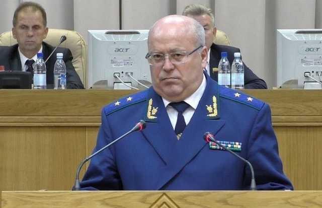 "Прокурор Пословский заходит на ""посадку""?"