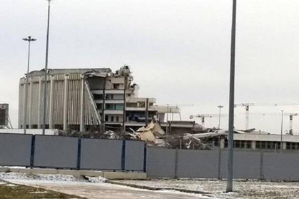 Как журналисты «Фонтанки» оказались на закрытой территории СКК?
