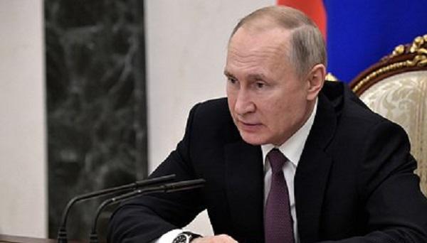 Путин рассказал о финансовых резервах России