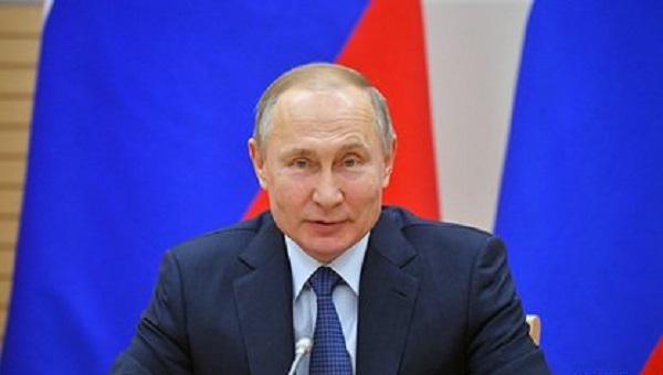 Определен уровень доверия россиян Путину