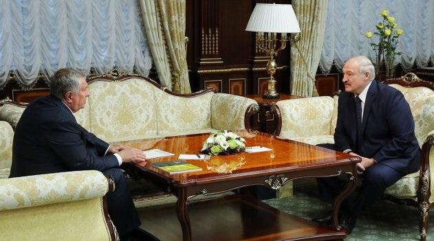 Лукашенко и Сечин говорили о нефти, а подразумевали политику