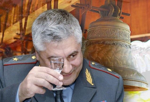 Владимир Колокольцев готов держаться до последнего полицейского