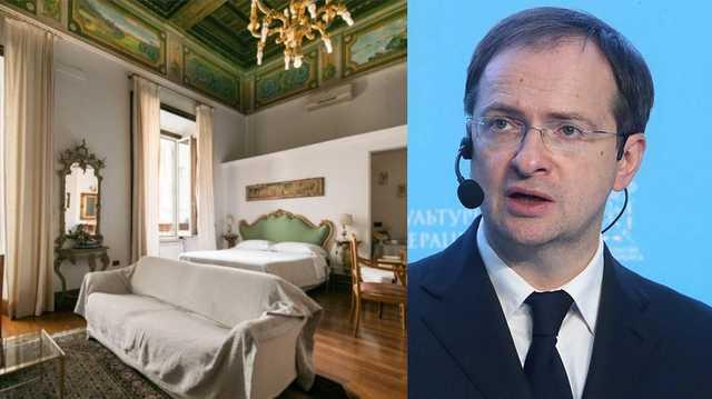 У бывшего министра культуры нашли две незадекларированые квартиры в Риме