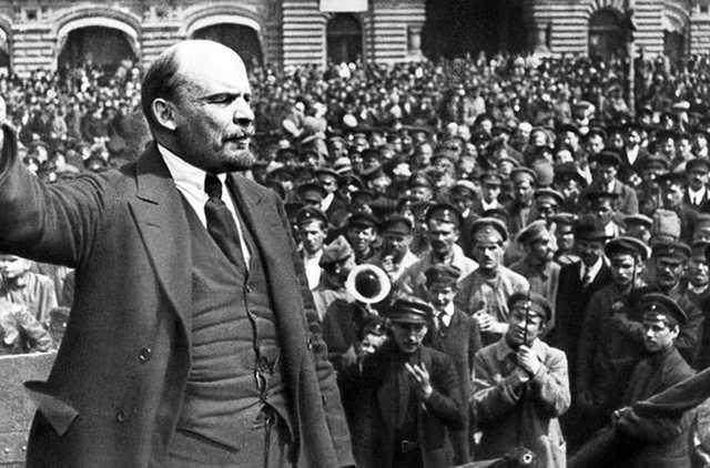 Был ли Ленин немецким шпионом или только прикидывался?