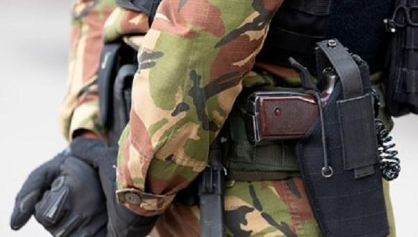 Убитый в перестрелке с ФСБ оказался боевиком с бомбой