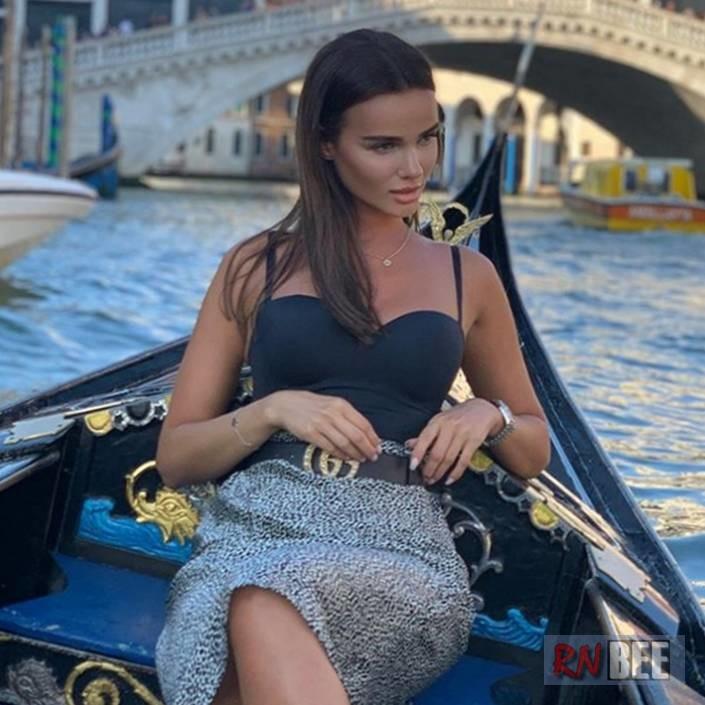 Арина Билетская – эскортница Чибисовой венеция